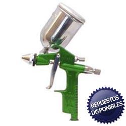 Pistola para pintar baja presion instalaci n sanitaria - Pintar con pistola electrica ...